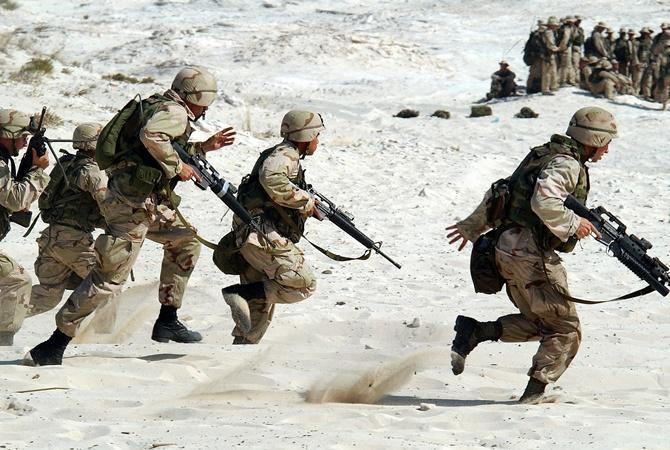 вооруженный конфликт примеры