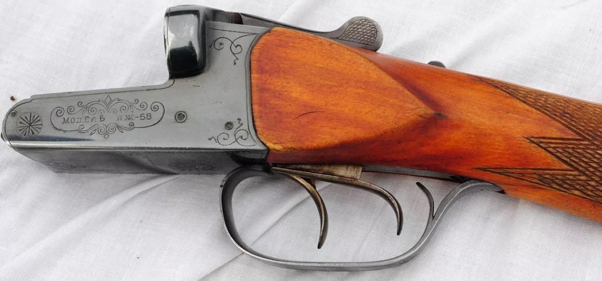 одноствольное ружье 16 калибра