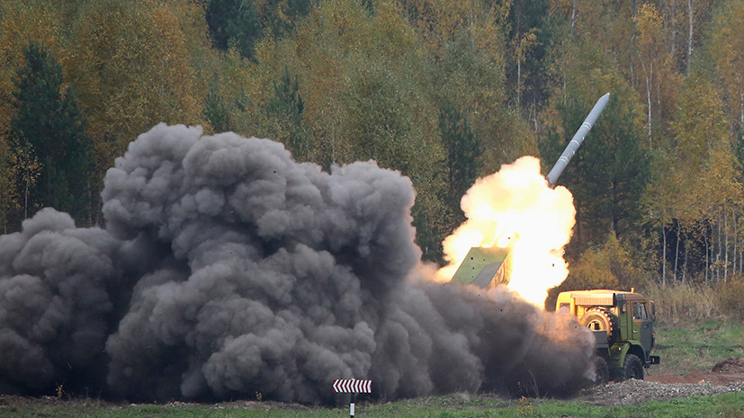торнадо ракетный комплекс