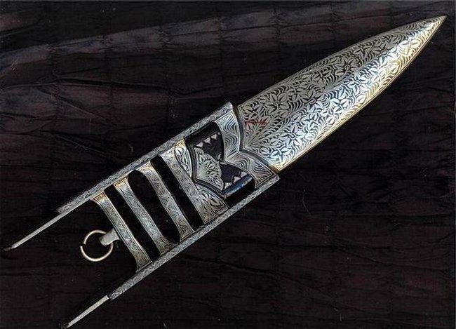 стелет нож