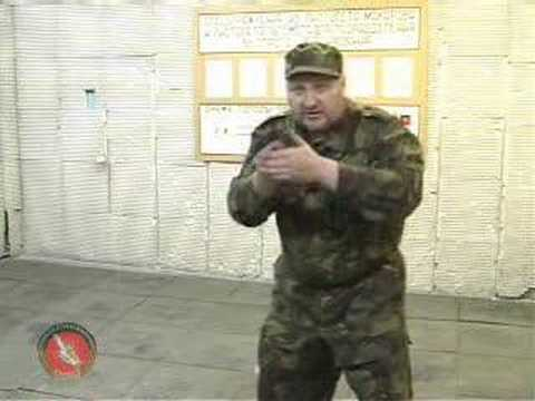 стрельба из пистолета пм