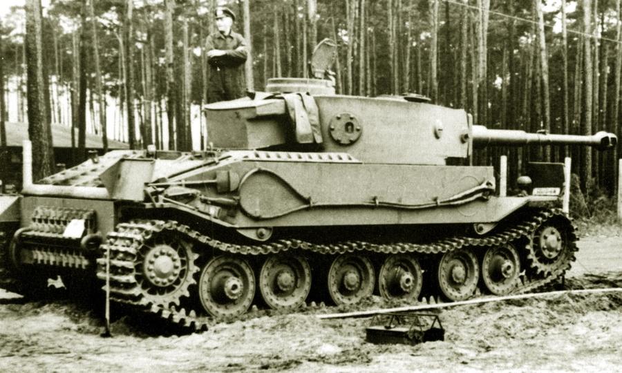 порше танки