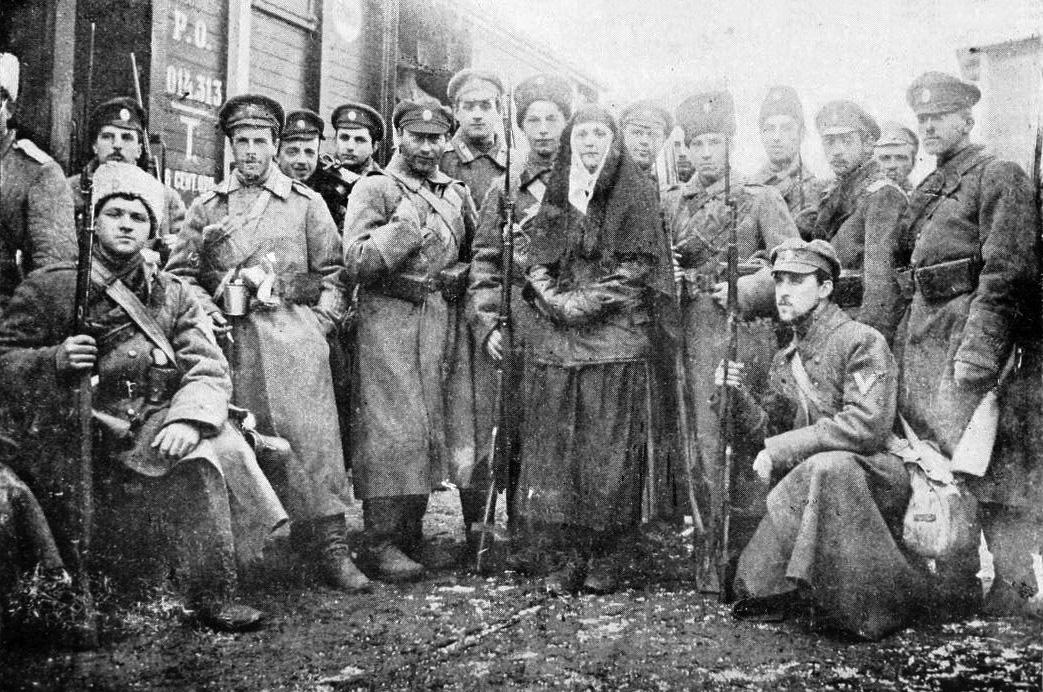 поход деникина на москву 1919