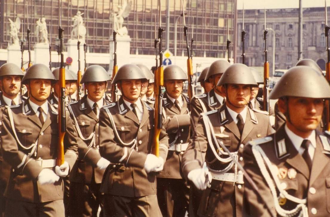 численность вооруженных сил