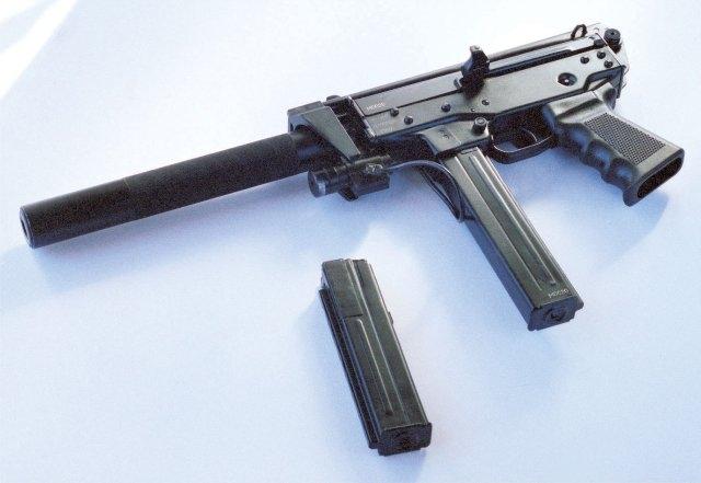 прицельная дальность стрельбы пп 91 кедр