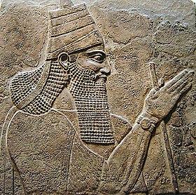 где находится ассирия