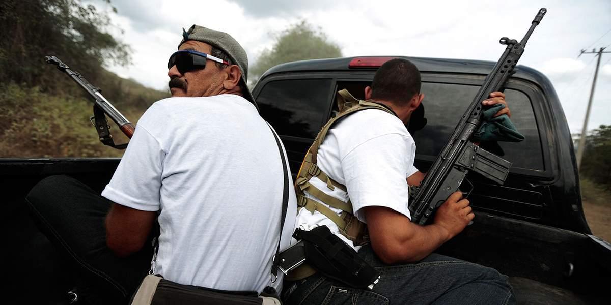 война в мексике