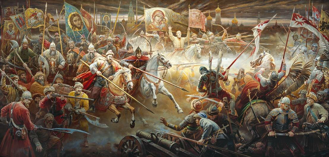 набеги крымского хана на москву 1571 1572