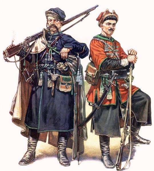 казаки это национальность или сословие