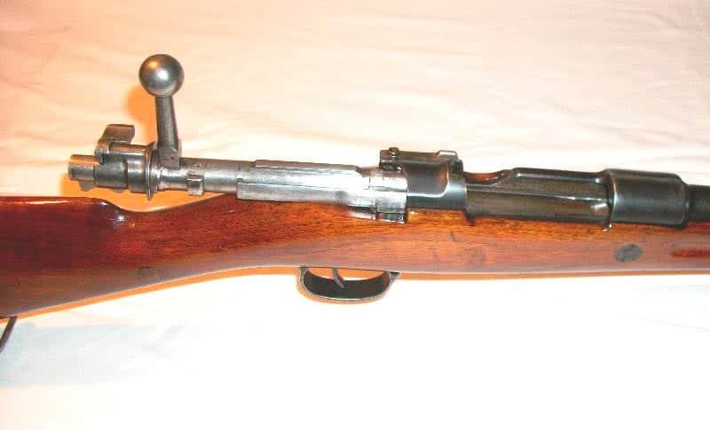 карабин мосина 1938