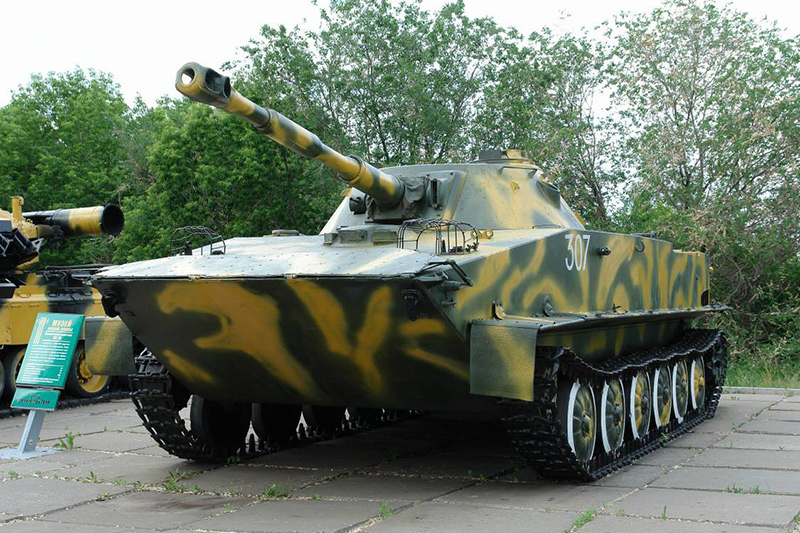 танк пт 76