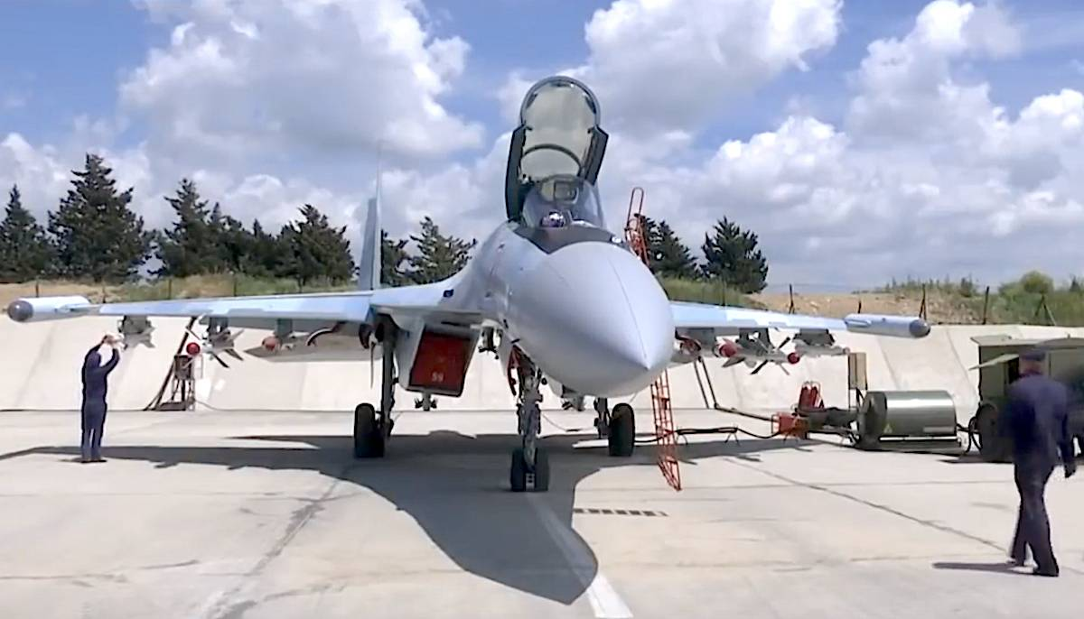 авиабаза в сирии хмеймим ситуация на сегодня