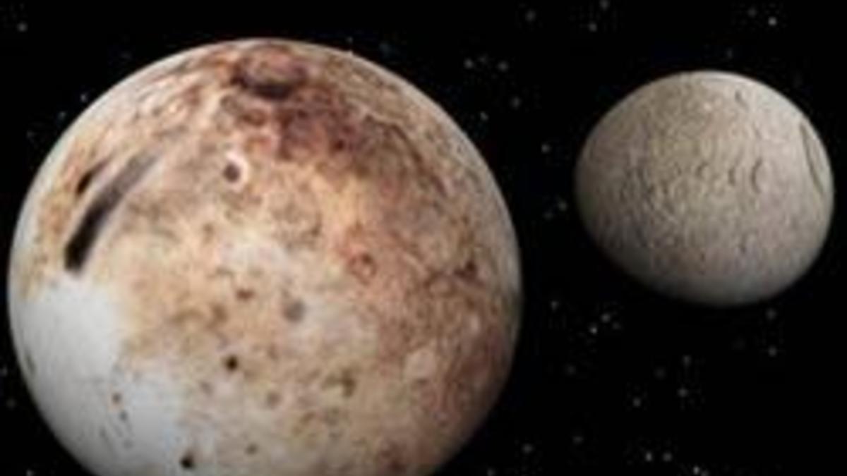 какое расстояние от земли до плутона