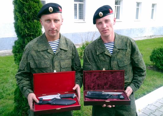 бригада морской пехоты балтийск