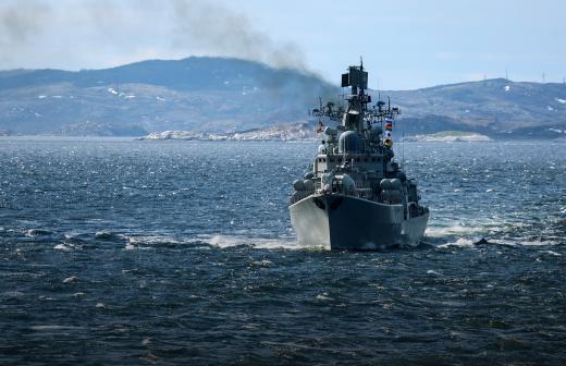 корабли северного флота североморск
