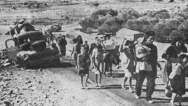 шестидневная война 1967 года