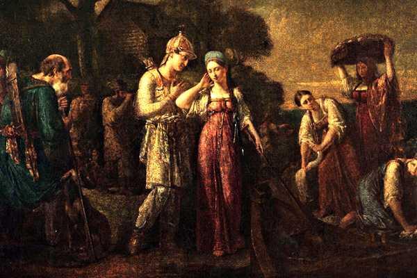 казнь игоря древлянами