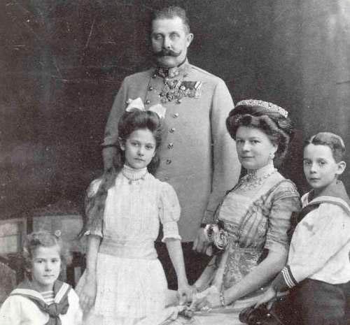 сараевское убийство 1914