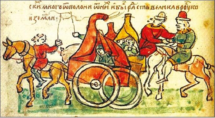 крестовый поход против половцев