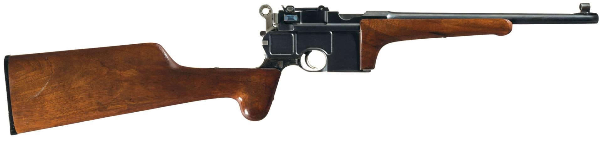 сайга нарезное оружие