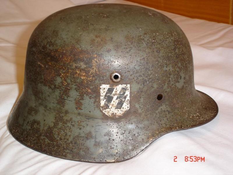 немецкий шлем