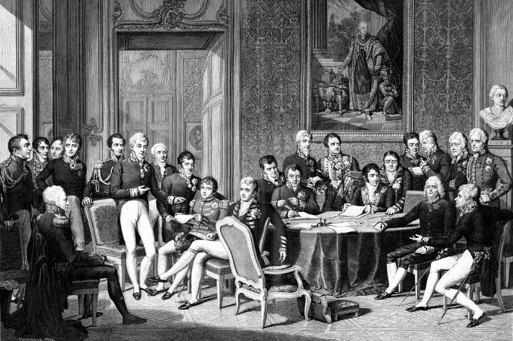 причины краха наполеоновской империи
