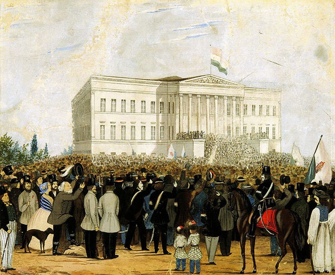 история венгрии