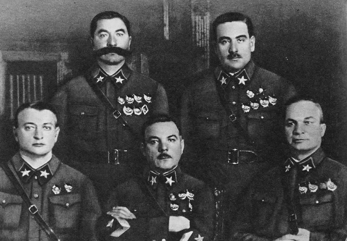 маршал мерецков биография