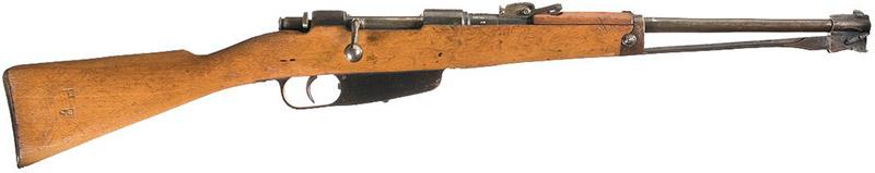 манлихер каркано винтовка