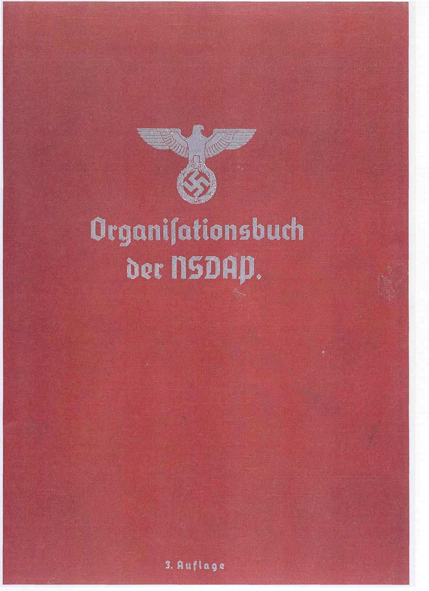 национал социалистическая партия германии