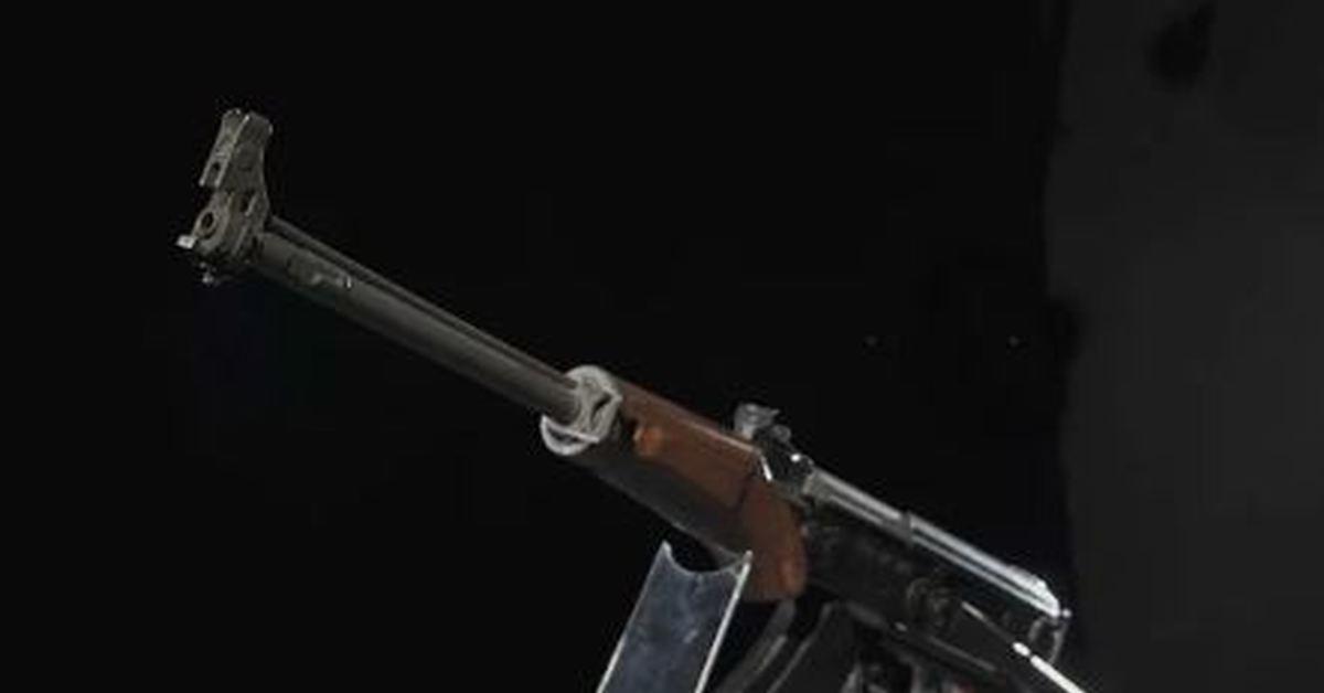 ружье впо