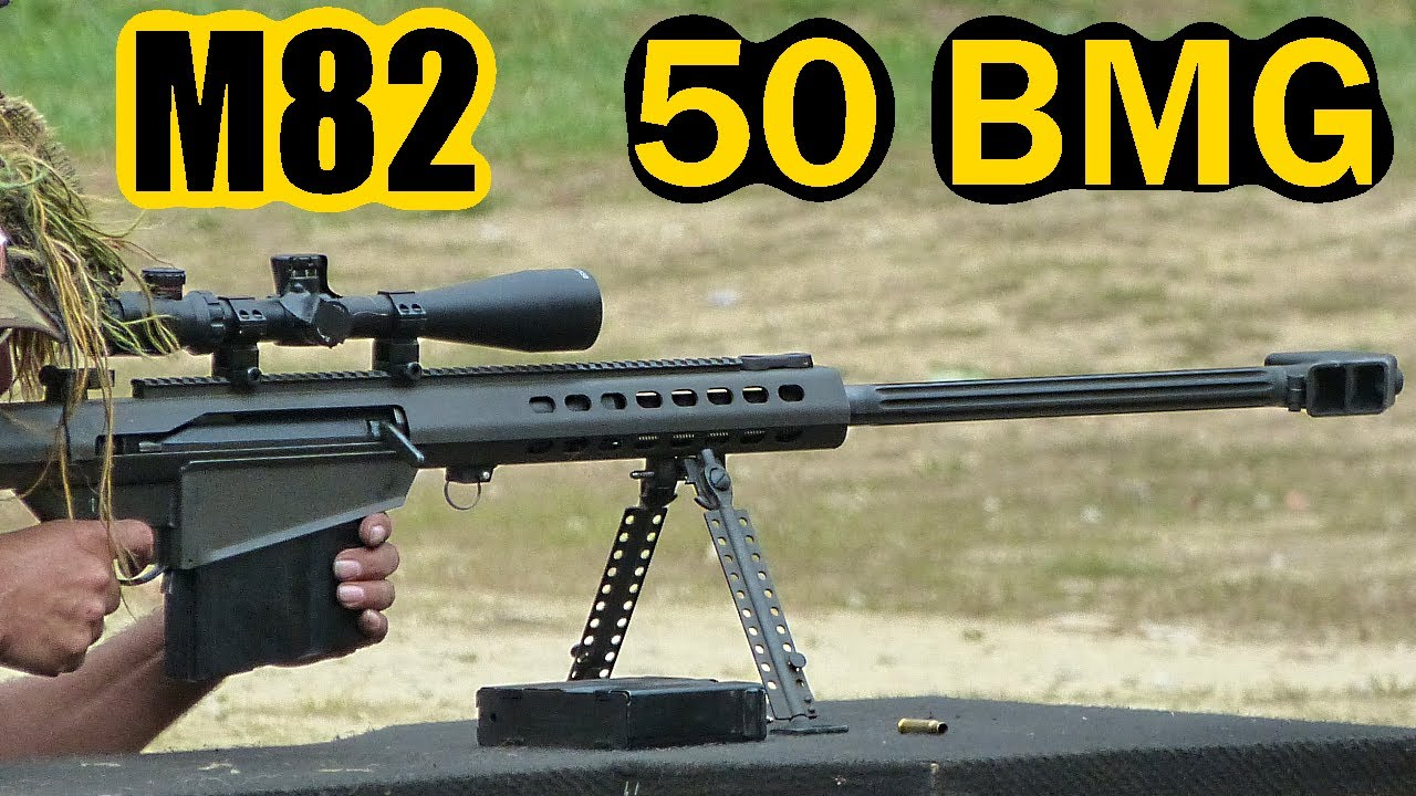 баррет 50