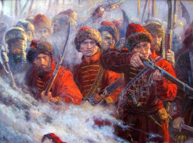 набег крымского хана девлет гирея