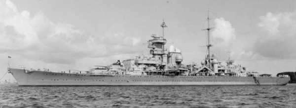 тяжелые крейсера типа адмирал хиппер