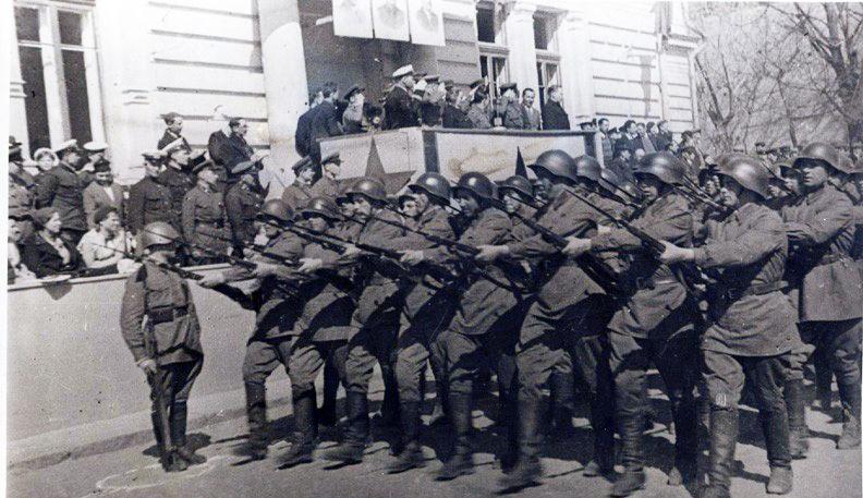 военная бригада