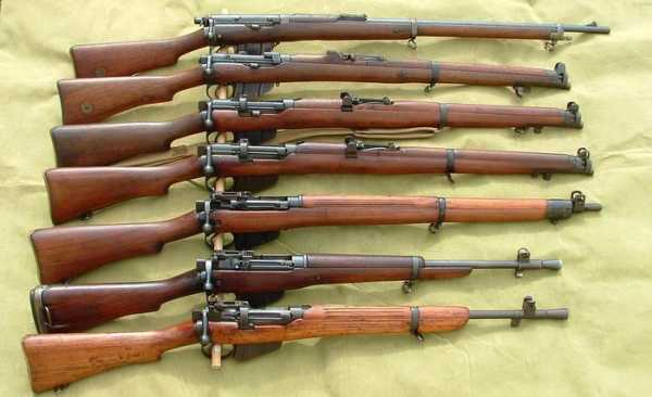 винтовка бур характеристики