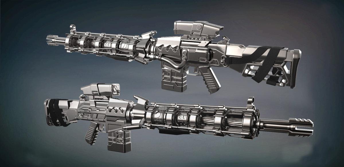 оружие гаусса