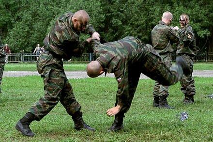 нормативы спецназа гру по физической подготовке