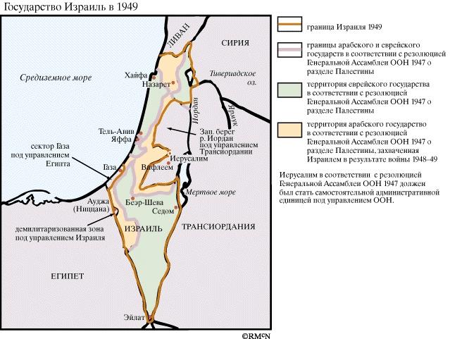 история израиля википедия