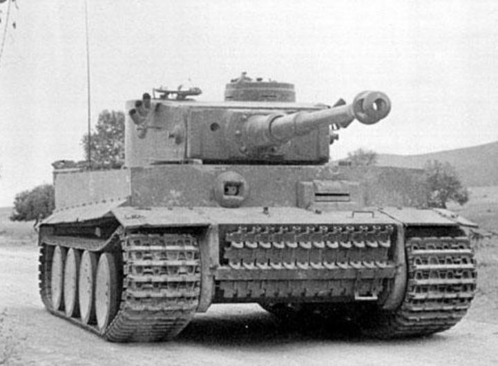 немецкие танки 2 мировой войны