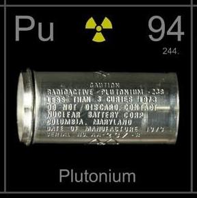 как добывают плутоний