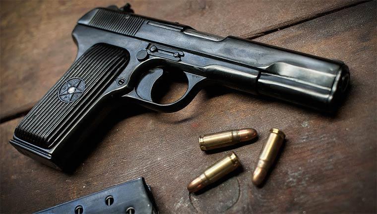 самые популярные пистолеты