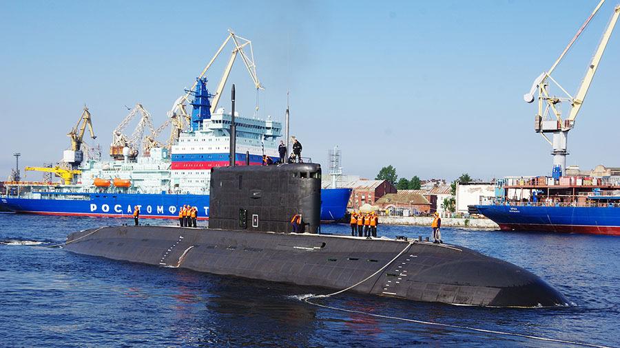варшавянка подводная лодка википедия