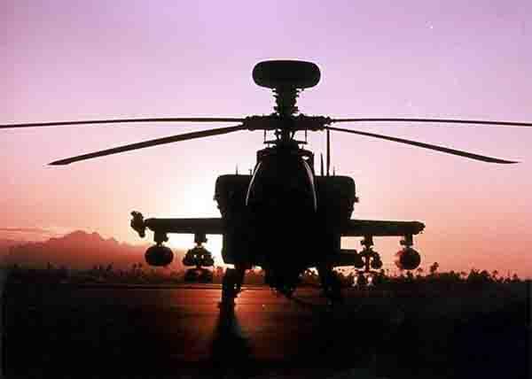 вертолет апачи фото