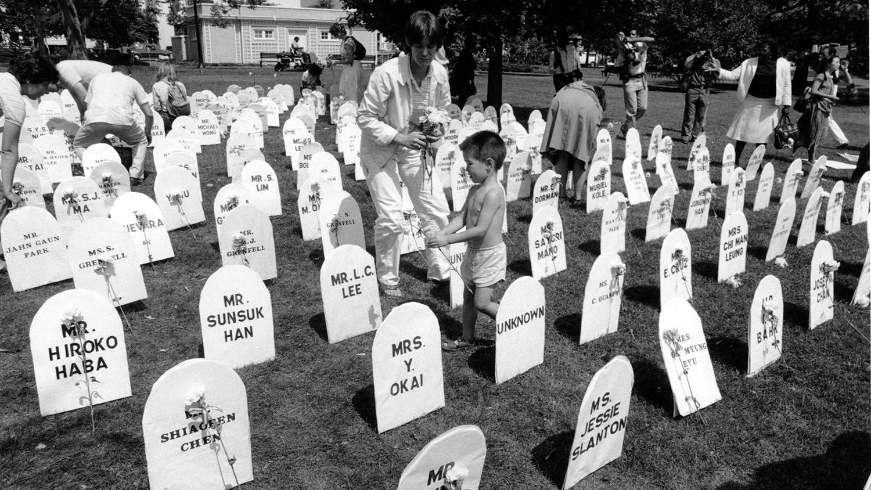 корейский боинг 1983