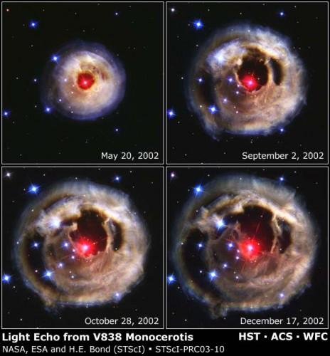стадии жизни звезды
