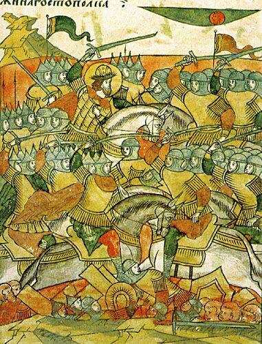 вторжение крестоносцев