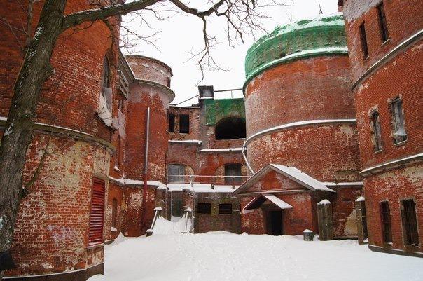 форт император александр 1