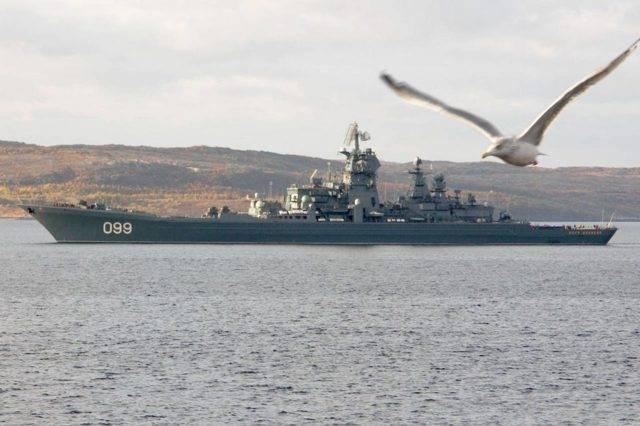 ракетный крейсер адмирал нахимов