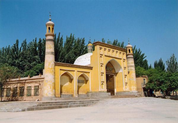 уйгурский автономный округ
